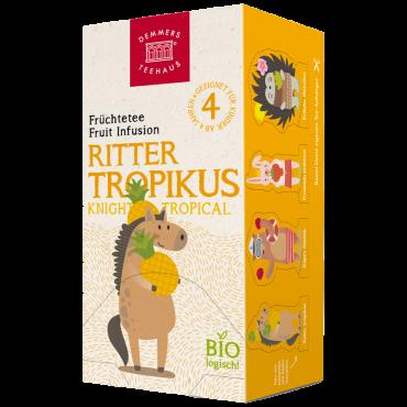 Ritter Tropikus bio Früchteee (25 x 2,75 g) 68,75g